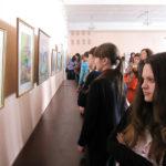 художник Архипова Елена персональная выставка 2016 год