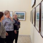 Акценты выставка Елены Архиповой